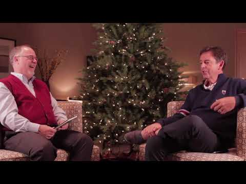 Interview with Alistair Begg about Christmas Playlist - Alistair Begg