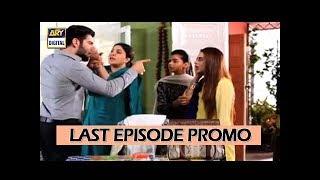 Zindaan Last Episode - ( Promo ) - ARY Digital Drama