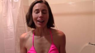 5 Minute Cold Shower with Rain Florence Cold Shower Therapy