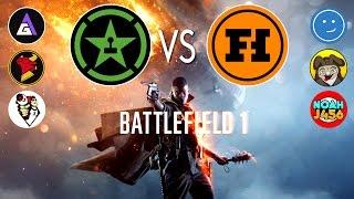 Battlefield 1 Let's Play World War Announcement