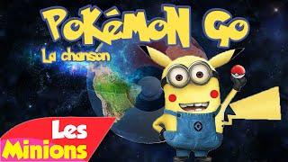 Les Minions - Pokémon Go la chanson 🎤