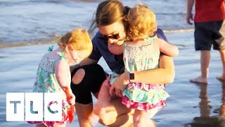 The Quints See the Beach for the FIRST TIME | Outdaughtered