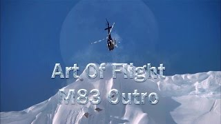 M83 outro I Art of flight trailer