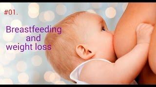 Breastfeeding & weightloss happily- bangla