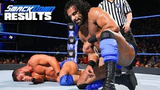 NEW WWE US CHAMPION CROWNED! Smackdown Live Review 1/16/18 Going in Raw Pro Wrestling Podcast