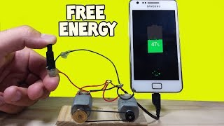 You Can Charge Your Mobile Using Piezo Igniter - Free Energy
