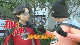 Jin Dan Jun Episode 47 Batman Dan Robin