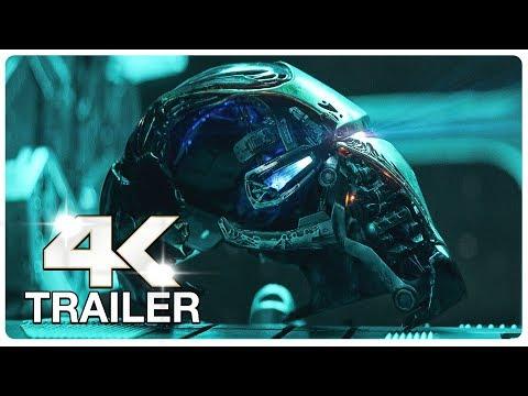 Xxx Mp4 AVENGERS 4 ENDGAME Trailer 4K ULTRA HD NEW 2019 3gp Sex