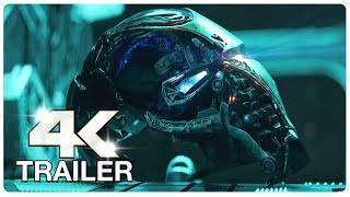 AVENGERS 4: ENDGAME Trailer (4K ULTRA HD) NEW 2019