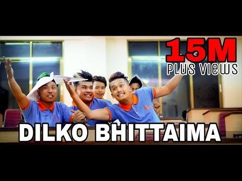 Xxx Mp4 Dilko Bhittaima Official Music Video The Cartoonz Crew 3gp Sex