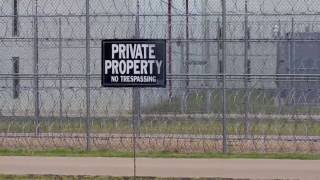 Cimarron Correctional Facility Audit - Detained/cuffed
