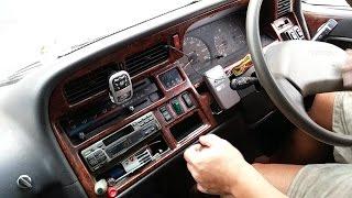 1991 Toyota Hiace 2.8 LH113 Driving Scene