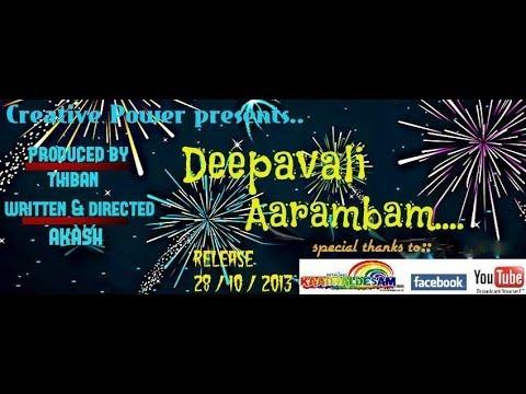 Xxx Mp4 DEEPAVALI AARAMBAM Malaysia Tamil Short Film 3gp Sex