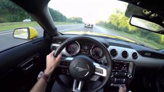 2015 Ford Mustang GT (Automatic) - WR TV POV Test Drive