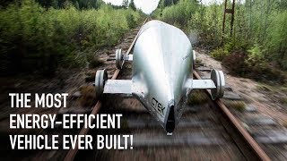 Delsbo Electric 2017 - Battery Powered Rail Vehicle Challenge
