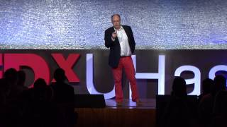 Unexpected connections -- pleasure and pain : Charles Spence at TEDxUHasselt