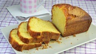 Lemon Yogurt Cake - Easy Homemade Yogurt Cake Recipe