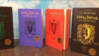 Harry Potter Philosopher's Stone House Editions!