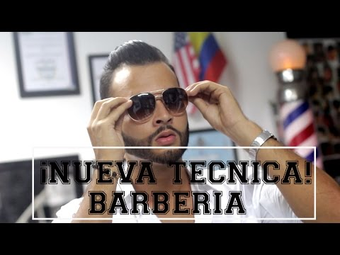 NUEVA TECNICA DE BARBERIA MASTER - BARBERIA RIOS HD