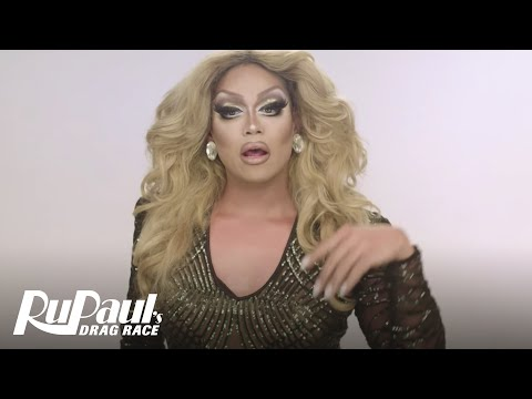 Drag Makeup Tutorial: Mariah Paris Balenciaga's Glamour Puss | RuPaul's Drag Race | Logo