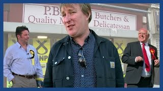 The strange death of Labour in Scotland | Anywhere but Westminster