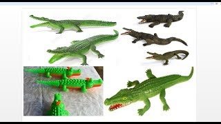 Fun Crocodile Toys for Kids | Crocodile Toy Battery Operated Alligator Moving Jaws, Realistic Sound