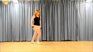 Secret /  シークレット - Twinkle twinkle dance cover by Julia