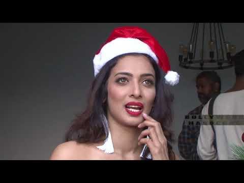 Xxx Mp4 Hot Amp Sexy Santa Heena Panchal Bold Christmas Photo Shoot 3gp Sex