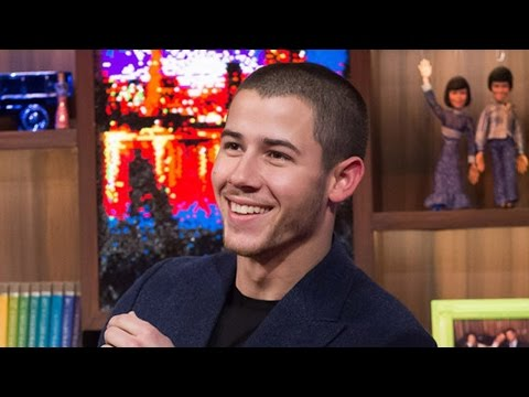 Xxx Mp4 Nick Jonas Admits He S The Reason The Jonas Brothers Split On WWHL Talks Fetishes 3gp Sex