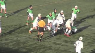 ヒーローズカップ_相模原 vs OTJ:小学生ラグビー全国大会