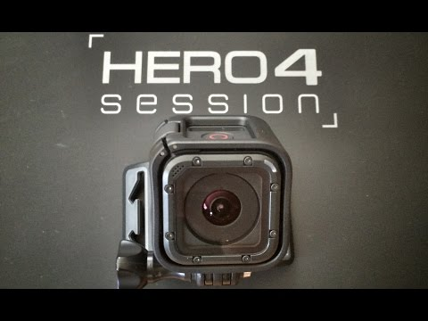 GoPro Session Unboxing & Test Shots