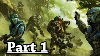 Why Is Halo Reach's Campaign SO AWESOME?! (Part 1 of 2)