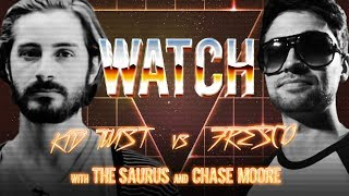 WATCH: KID TWIST vs FRESCO with THE SAURUS and CHASE MOORE