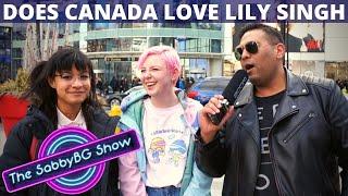 Canada on Superwoman (Lilly Singh)