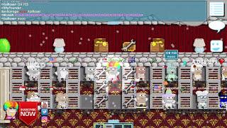 ICE DRAGON FASHION SHOW! | Growtopia