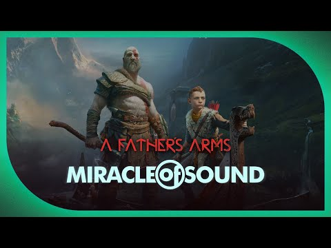 GOD OF WAR SONG A Father s Arms by Miracle Of Sound Symphonic Metal