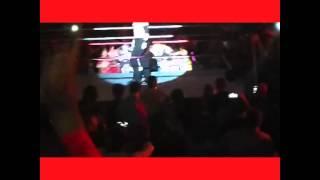 WWE Dean Ambrose vs Kane