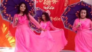 Cultural Function in Bogra Govt. Girls' High School, Bogra Bragladesh.
