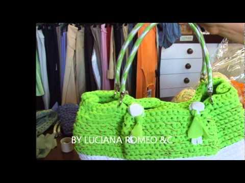 BORSE UNCINETTO 3° VIDEO by merceriaclaretta