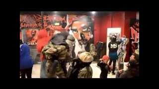 Harlem Shake M-Self show & da M-Self Kids