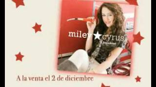 Miley Cyrus -  Universal Music Spain Youtube Breakout 2-Disember