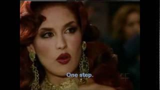 La fea mas bella scene of transformation with english subtitles