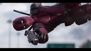 Deadpool (2016) - 12 Bullets |Counting scene| (1080p) FULL HD