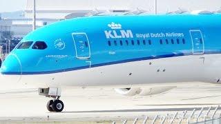 KLM Royal Dutch Airlines Boeing 787-9 (PH-BHA) taxiing at KIX/RJBB (Osaka - Kansai) RWY 06R