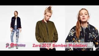 Zara 2017 Bomber Modelleri #SenFarklısın