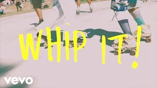 LunchMoney Lewis - Whip It! (Lyric Video) ft. Chloe Angelides