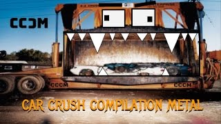 Car Crush Compilations Metal #1 PANTERA EDITION presented by DC MEDIA