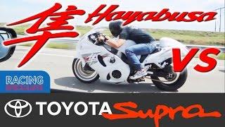 Hayabusa NITRO vs Supra 1000 HP
