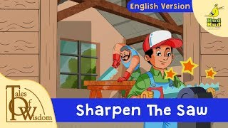 Tales Of Wisdom | Episode 16 | Sharpen The Saw | Pop Up Book