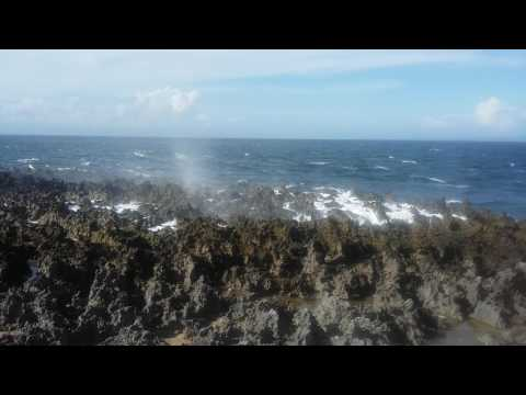 Water Blow Nusa Dua BALI part 2 (8.5.2017)
